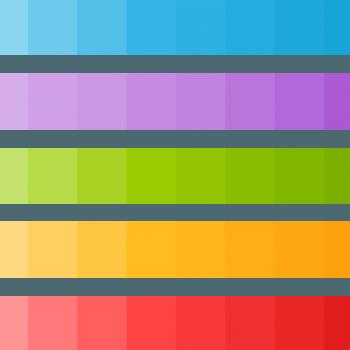 espectro de color