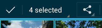 nuevo en android seleccion