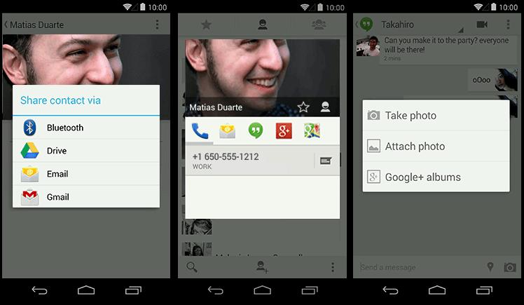 diálogos dialogs android