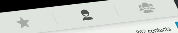 tabs pestañas android