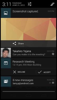teléfonos y tablets android
